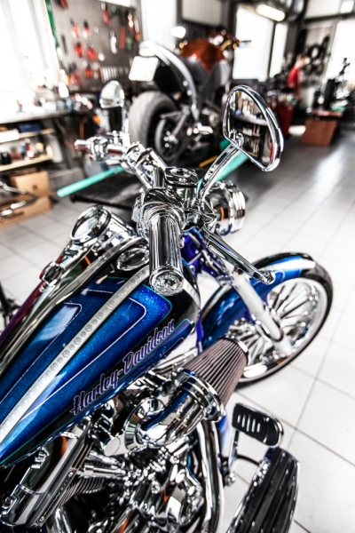Champion Custom Cycles